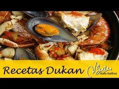 Navidad Dukan: Zarzuela de pescado y marisco (Dukan Crucero) / Dukan Die...