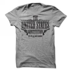 The United States Constitution All rights reserved T Shirts, Hoodie Sweatshirts
