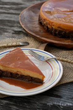 girlichef: ChocoFlan (Impossible Cake)
