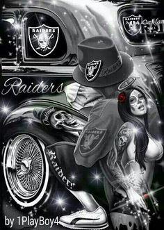 Oakland Raiders Logo, Okland Raiders, Oakland Raiders Images, Raiders Pics, Raiders Stuff, Raiders Baby, Cholo Art, Chicano Art, Tatoo