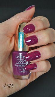 Swatch n°408 Tropical Night Violet