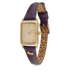 Hyde Park,�Leather Strap Watch