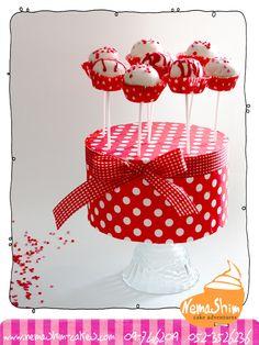 cakepop`s וקצת על עיצוב אירוע ! - נמשים-הרפתקאות בעוגות ועוד הפתעות - תפוז בלוגים