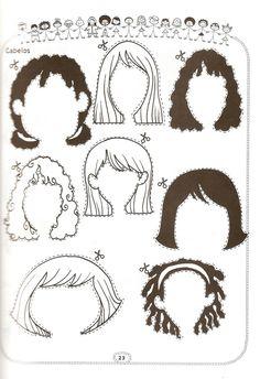 thema kapper, werkblad voor kleuters 2