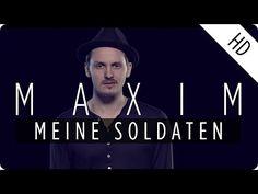 MAXIM - Meine Soldaten (Official Music Video) - YouTube