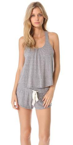 Eberjey Pajamas - comfy & simple
