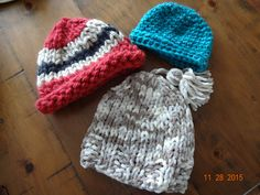 divers tuques