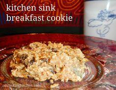 Kitchen Sink Breakfast Cookie
