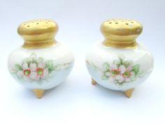 For the Vintage Kitchen..    https://www.etsy.com/listing/194057663/vintage-antique-salt-and-pepper-shakers