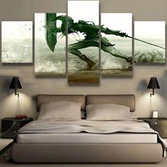 Link Shield 5 Piece Canvas Set