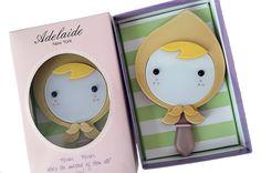 Little Riding Hood Hand Mirror