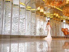 Jumeirah Bilgah Beach Hotel - Lobby Interior