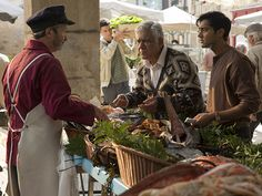 The Hundred Foot Journey - Aşk Tarifi ; Helen Mirren, Charlotte Le Bon, Rohan Chand  / #food, #movies, #yemek, #antalya