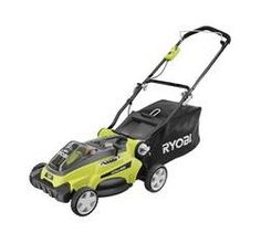 Ryobi Lawn Mower Giveaway  June 2-15, 2013  Open to US