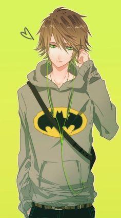 Anime characters