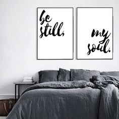 Be Still My Soul Poster | 18x24 and 24x36 | wall art poster print wall…