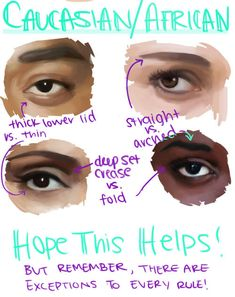 Amazing Learn To Draw Eyes Ideas. Astounding Learn To Draw Eyes Ideas. Digital Painting Tutorials, Digital Art Tutorial, Art Tutorials, Drawing Tutorials, Makeup Tutorials, Realistic Eye Drawing, Drawing Tips, Drawing Techniques, Learn Drawing
