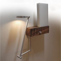 Picture of Cubo Wall Lamp