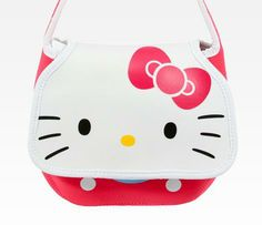 Hello Kitty Lunch Bag: Face