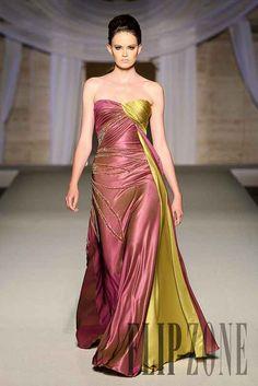 Abed Mahfouz Automne-hiver 2008-2009 - Haute couture