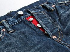 EVISU x CLOT First Collaborative Limited Edition Tribal Mayan Prints Washed Raw Dry Selvedge Shuttle Loom Denim Jeans - Case Study 001 with Edison Chen