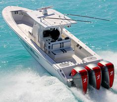 SeaHunter Boats | World's Best Center Console Offshore Fishing Boats