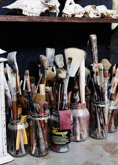 brushes well loved