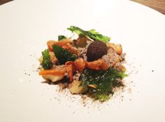 New favorite dish added by Contributing Chef Joanne Weir of Copita. #Salt #baked #roots from Central Kitchen. #winter #vegetables #veggies #seasonal #cultured #cream #crunchy #peanuts #vegetarian #eat #hungry #food #yummy #instagood #appetizer #nom #healthy #dinner #sanfrancisco #SF #chefsfeed