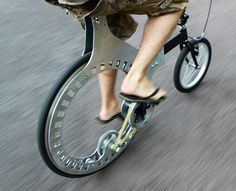 14 Futuristic Bicycles: From Flying Bikes to Pedaling Robots ...
