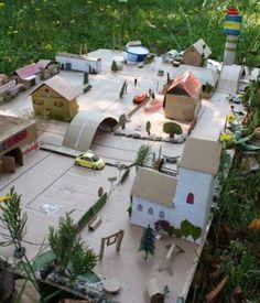 40 Incredible Examples of Cardboard City Art - Bored Art - . - 40 Incredible Examples of Cardboard City Art – Bored Art – # bored -