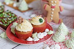 Party Snacks, Mini Cupcakes, Diy And Crafts, Muffin, Food, Appetizers For Party, Essen, Muffins, Meals