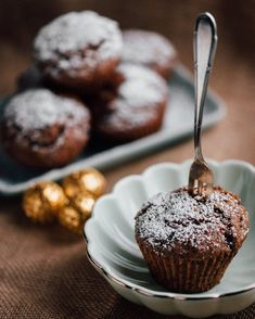 Lebkuchen Muffins Trees To Plant, Special Occasion, Cooking Recipes, Bread, Breakfast, Food, Christmas, Photography, Style