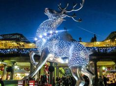 Wanting to get into that #ChristmasSpirit? Here's the places you should be going! #London #ChristmasLights