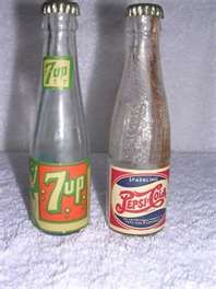 7up and pepsi