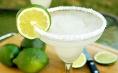 Bij de zomer, horen cocktails, al dan niet met alcohol. Tijd voor een Margarita!