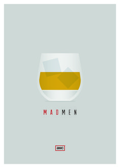 Posters / Mad Men Art Print — Designspiration