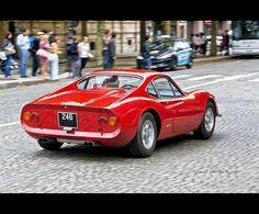 Ferrari 246 Dino GT by Gskill photographie, via Flickr