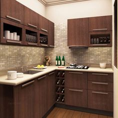 How kitchen furniture considerations affect kitchen's look positively Kitchen Decor, Kitchen Furniture, Small Kitchen Decor, Kitchen Furniture Design, Kitchen Room Design, Kitchen Modular, Kitchen Design, Interior Design Kitchen Small, Best Kitchen Designs