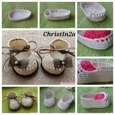 Картинки по запросу baby shoes crochet