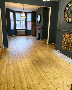 """The Coleby's 👫 on Instagram: """"NEW FLOOR FRIDAY 🎉. . After months and months and months and months of living with dirty horrible and dusty floor boards we have finally…"""" Dining Room, Boards, Friday, Flooring, Live, Instagram, Home Decor, Planks, Hardwood Floor"""