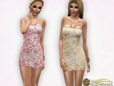 Sims 3 Clothing https://www.thesimsresource.com/downloads/details/category/sims3-clothing-female/title/baroque-print-bandeau-bodycon-dress/id/1391654/