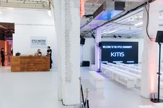 KMS revealed its brand new campaign at a highly anticipated backstage event held at Victoria House in London. Hair Photography, London Photography, Victoria House, Four Rooms, Style Matters, Editorial Hair, What's Your Style, Hair Shows, Professional Photographer
