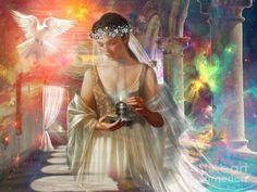 Bride Of Christ Framed Prints, Bride Of Christ Framed Art, and ...