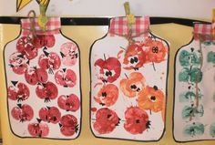 . Fall Crafts For Kids, Techno, Autumn, Inspiration, School, Crafts For Kids, Day Care, Apple, Autumn Crafts Kids
