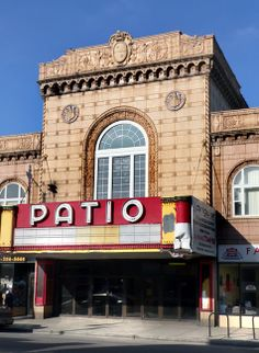 The Patio Theatre (Chicago, Illinois)