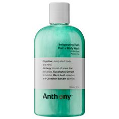 Anthony - Invigorating Rush Hair + Body Wash #sephora