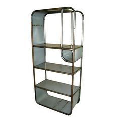 Capsule Bookshelf Gray now featured on Fab.