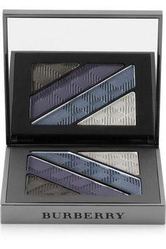 Burberry Beauty - Complete Eye Palette - Slate Blue No.20 - Multi - one size