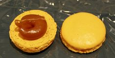 Slik lykkes du med makroner - trinn for trinn - Franciskas Vakre Verden Nom Nom, Cheesecake, Muffin, Food And Drink, Breakfast, Desserts, Slik, Caramel, Bakken