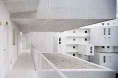 Carabanchel Housing   dosmasuno arquitectos - Madri, Espanha